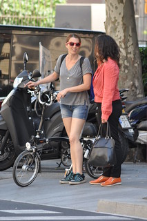 Bicicletes a Barcelona