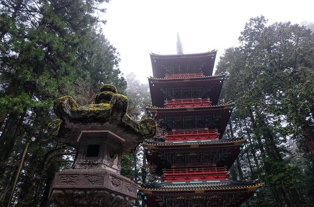 Nikko Toshogu IV