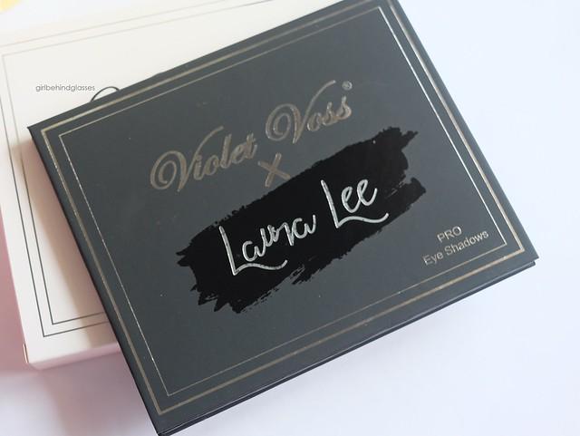 Violet Voss Cosmetics Laura Lee Palette