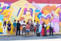 Mural Dedication