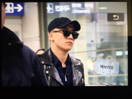 Big Bang - Incheon Airport - 27mar2016 - EVERYTHING - 02