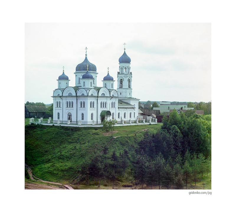 Torzhok. Church of Michael the Archangel, 1910