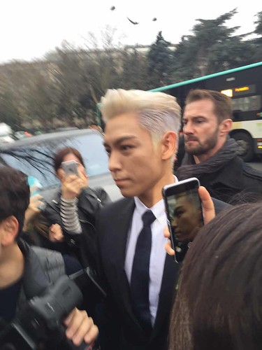 TOP - Dior Homme Fashion Show - 23jan2016 - 1845495291 - 09