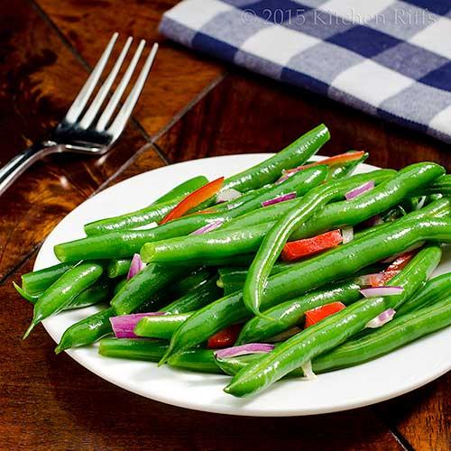 Summer Green-Bean Salad