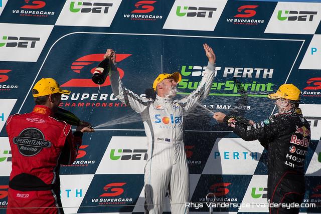 V8 Supercars - Barbagallo Raceway - 2015