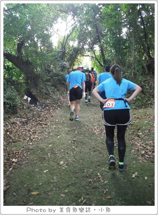 【路跑筆記】內湖碧山山徑越野跑挑戰賽‧史上最硬!! @魚樂分享誌