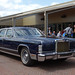 1979 Lincoln Continental Collector's Series in Midnight Blue Metallic by Opron