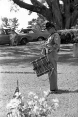 Drummer on Memorial Day  - Tallahassee