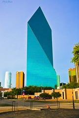 Fountain Place, Downtown, Dallas, Texas