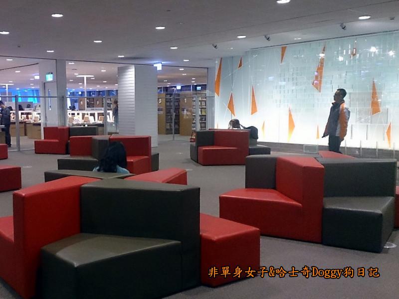 高雄市立圖書館&夢時代廣場摩天輪28