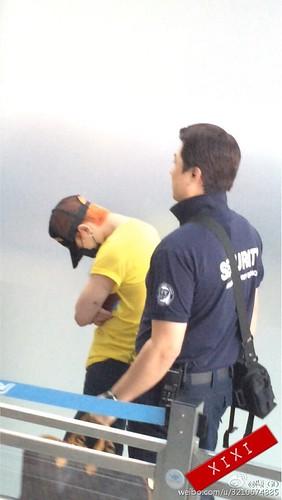 Big Bang - Incheon Airport - 07aug2015 - 曦_GD - 02