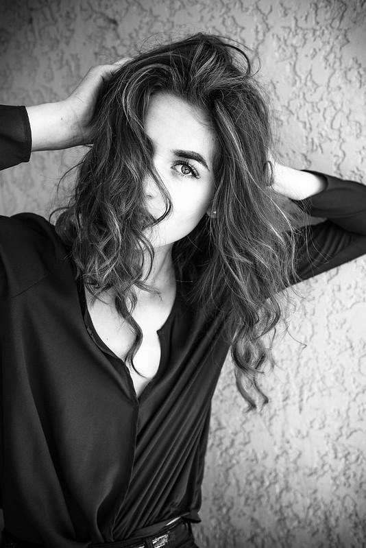 Leica B&W Portrait