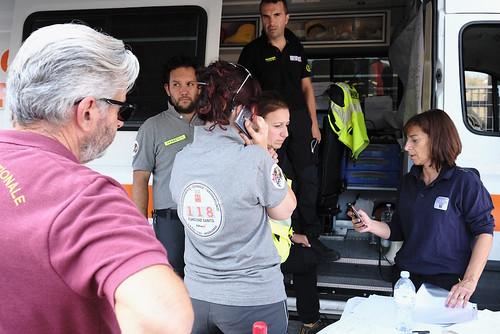 Bomba: gestione emergenza