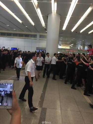 BIGBANG GDTOPDAE arrival Hangzhou 2015-08-25 124