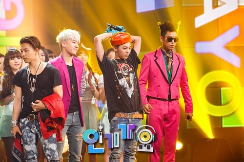 Big Bang - SBS Inkigayo - 10may2015 - SBS - 47