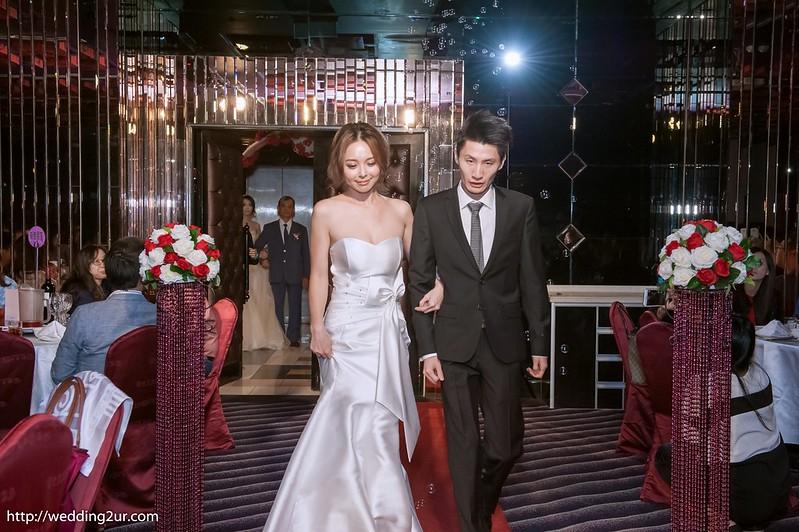 台中婚攝@台中新天地崇德店_087立群&儀婷 訂結婚喜宴