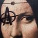 Injured eye by Emanuele Spano'