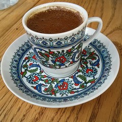 cup(1.0), drinkware(1.0), tableware(1.0), saucer(1.0), coffee cup(1.0), turkish coffee(1.0), drink(1.0), caffeine(1.0),