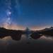 Milky Matterhorn by Martin Häfeli Photography