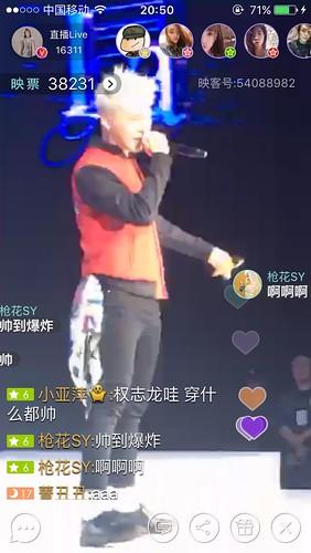 G-Dragon - Kappa 100th Anniversary Event - 26apr2016 - guanjunxiaopipi - 05
