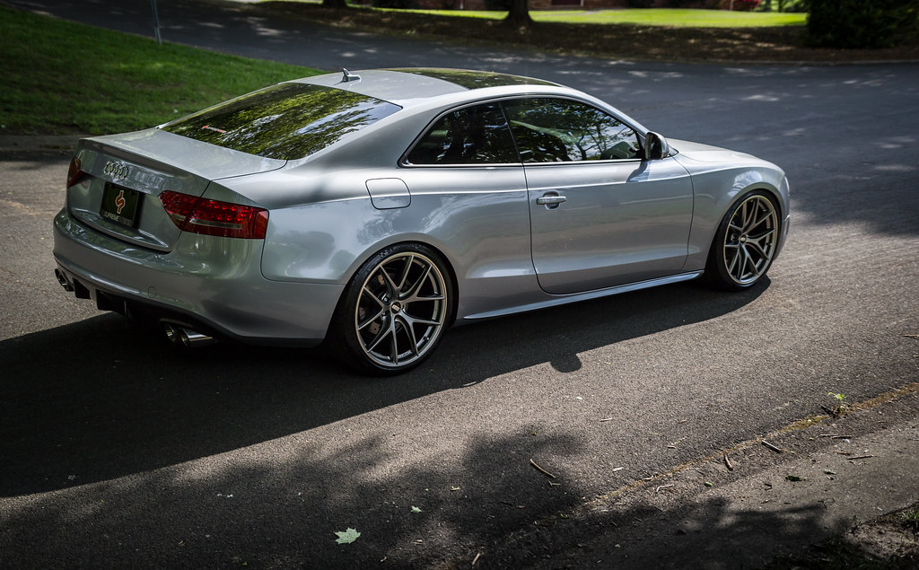 The Supreme Power A5 On Platinum Silver Bbs Ci R