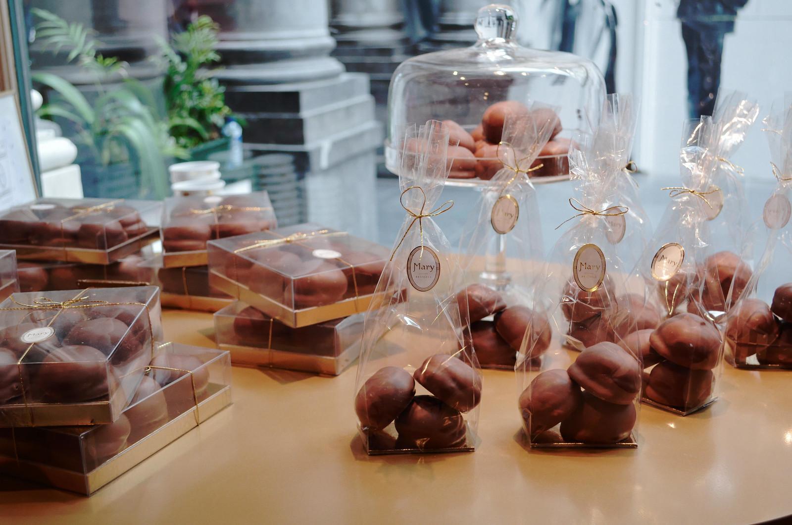 Chocolats Mary, Galeries St Hubert