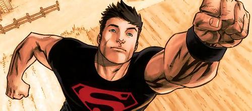 83.Superboy(Conner Kent)-超級小子(康納肯特)