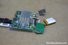 Voyo Mini PC Inside