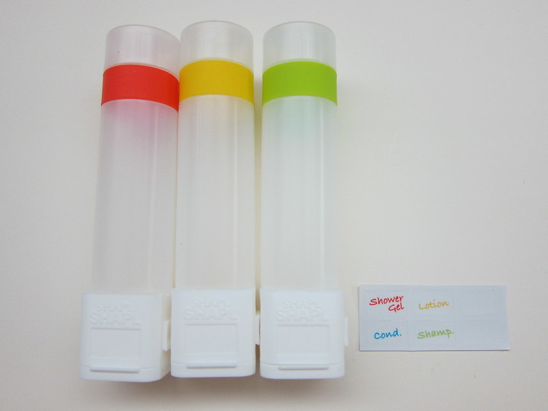 SHAPL - 65ml - Packaging Contents