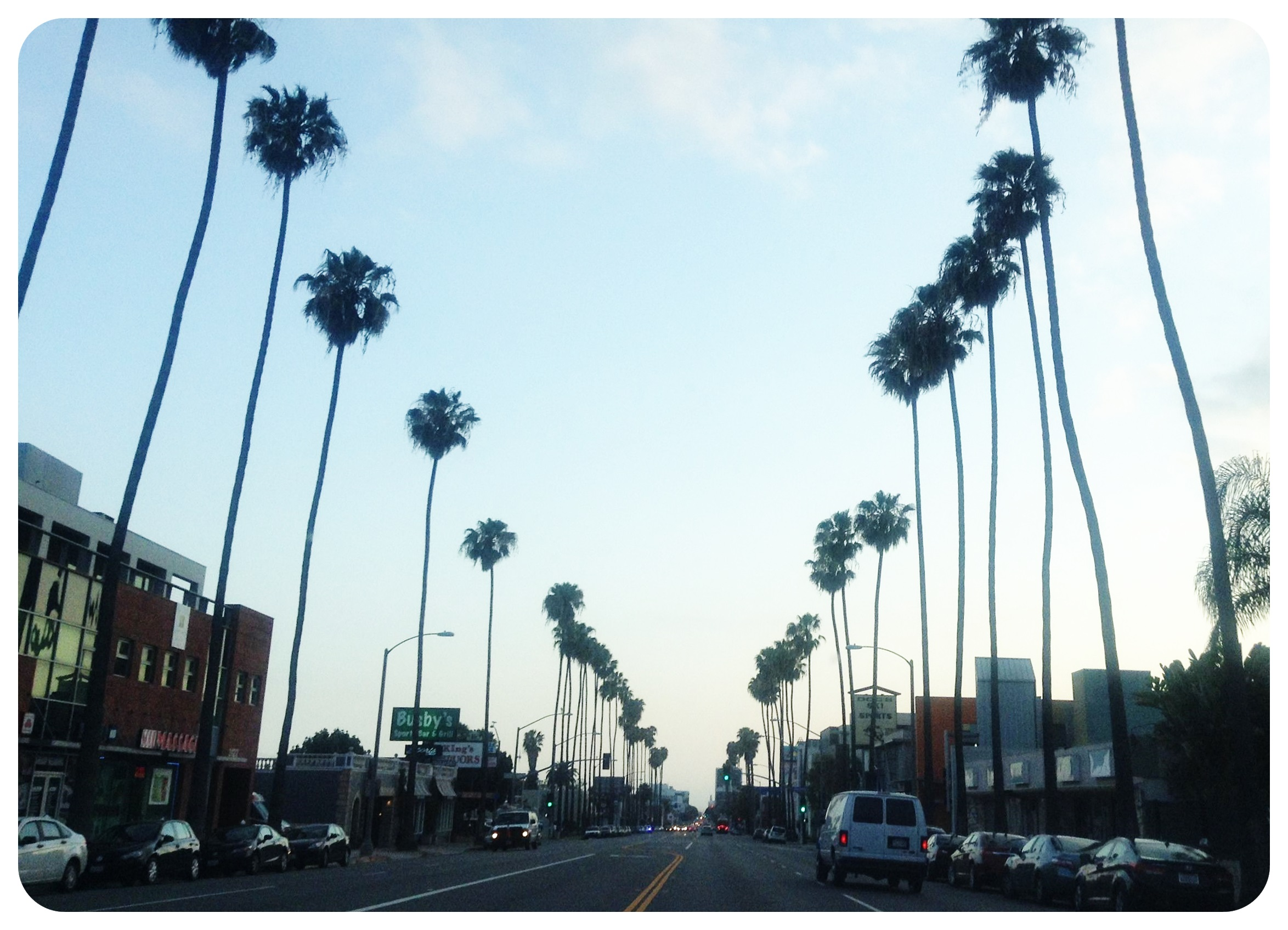 what to see in LA