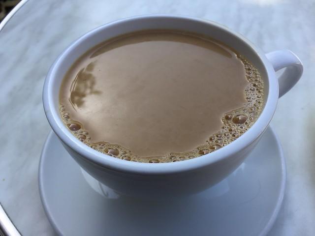 Coffee - B. Patisserie
