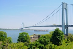 Fort Wadsworth: Verrazano Bridge