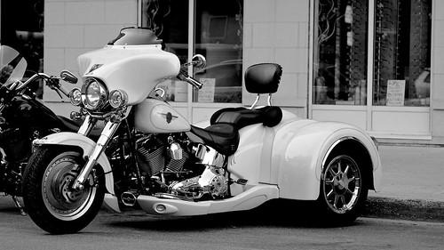 Harley - Davidson Trike