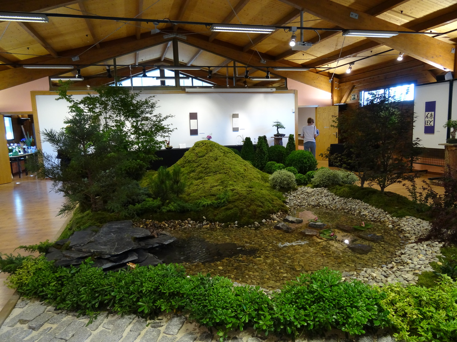 Reproducci n de un jard n japon s unjubilado for Jardin japones horarios