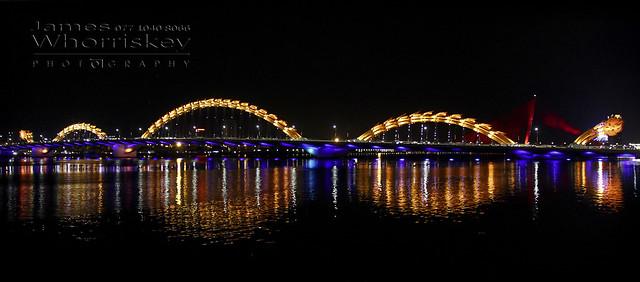 Dragon Bridge - Vietnam !