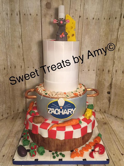 Cake by Sweet Treats by Amy