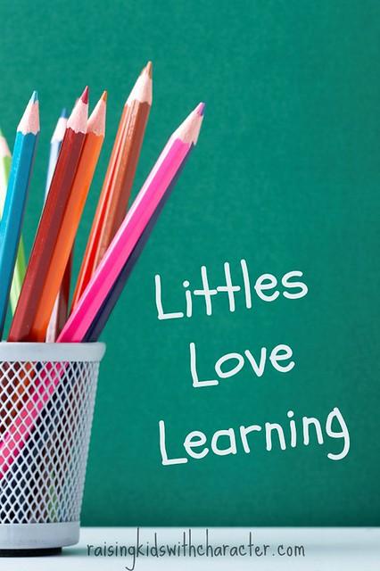 Littles Love Learning