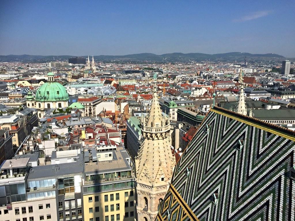 St. Stephen's Cathedral, Stephansplatz, Vienna, Austria