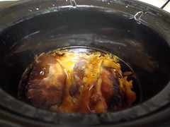Pork Ribs In The Slow Cooker.
