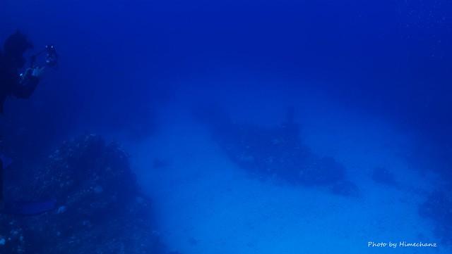 久しぶりの潜水艦♪