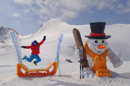SNOW tour 2014/15: Zauchensee – na sjezdovkách u mistra světa Walchhofera