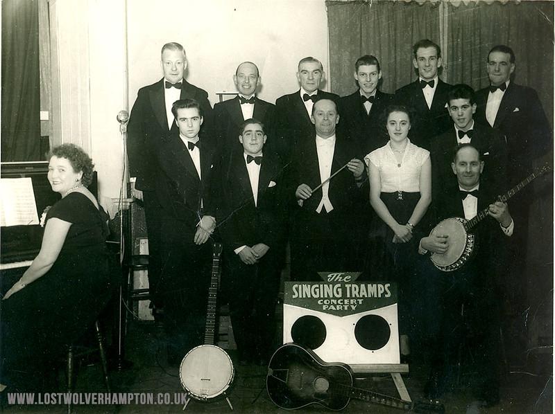 Singing Tramps