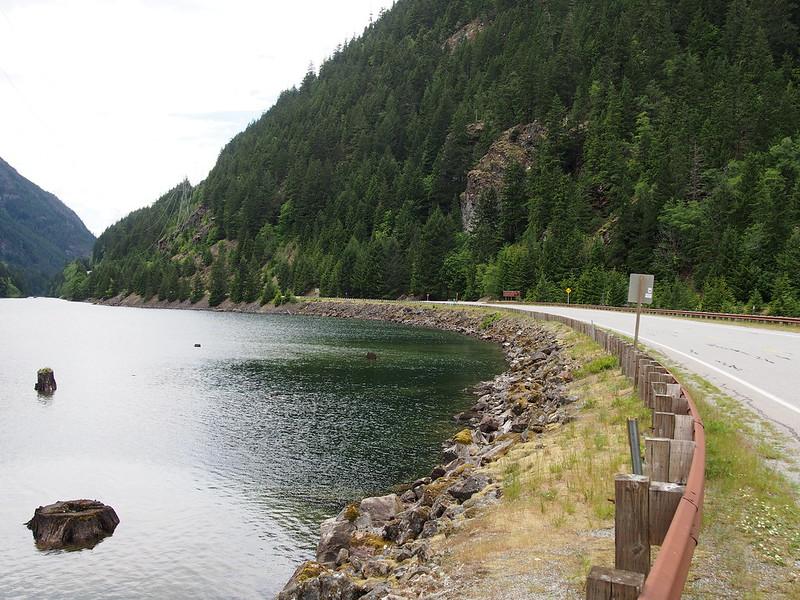 SR-20 and Gorge Lake