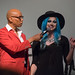 RuPaul & Witchy Queen - DragCon 2015