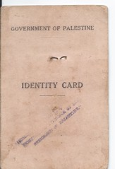 1174095672  Tel Aviv Israel Jewish ID Document Jacob Zeliviansky