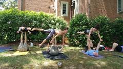 Greek Festival Yoga