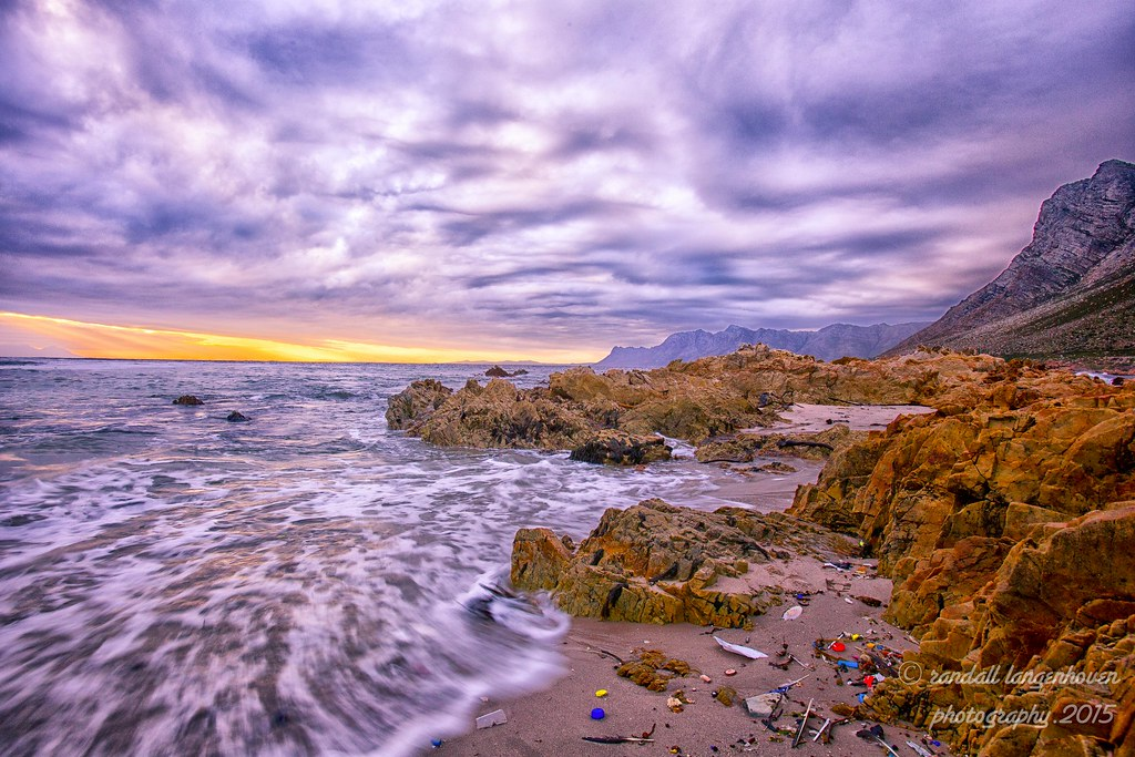 long exposure seascape in hdr3