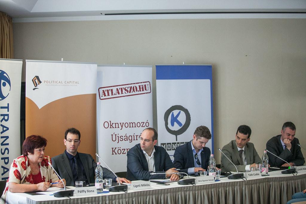 Közpénz és kampányfinanszírozás konferencia