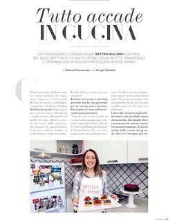 La mia intervista su In Magazine Cesena.