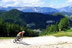 Bike SNOW tour: Semmering - na kole, na kárách a koloběžkách